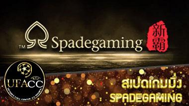 แนะนำค่าย Spadegaming